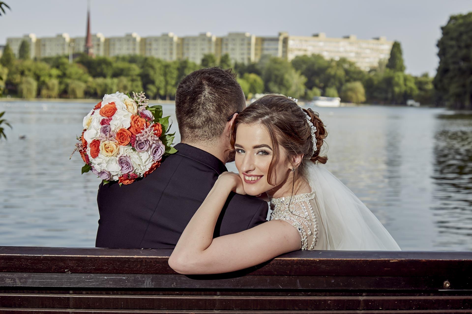 poze nunta sedinta foto parc