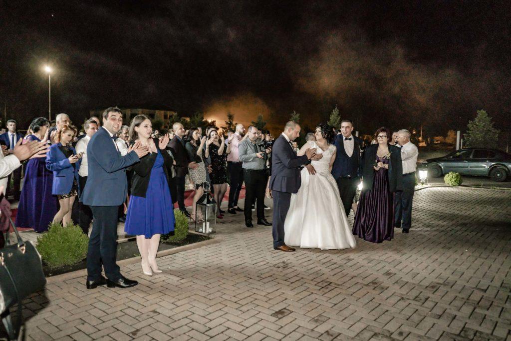 Artificii nunta
